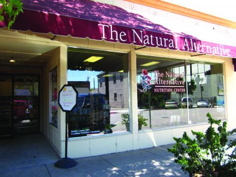 Natural Alternative Nutrition Center Paso Robles